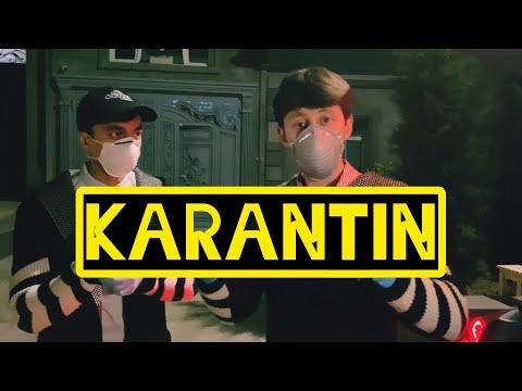 DIyor Bekjanov Va Sariq Bola Ko'chada KARANTIN !