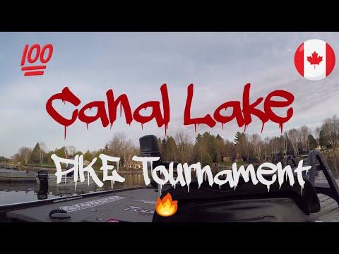 Canal Lake PIKE TOURNAMENT