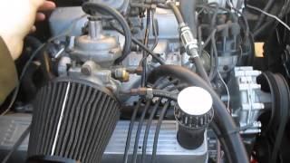 3.5L Rover V8 - 3.9 camshaft, 28cc skimmed, high compression cylinder heads