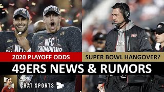 49ers Rumors: Super Bowl Hangover? + Seahawks Sign RB Carlos Hyde & Latest 2020 NFL Playoff Odds