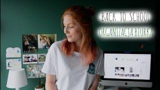 BACK TO SCHOOL 2017 -  Organizacja biurka