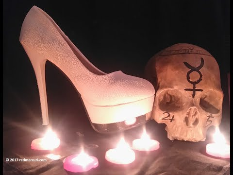 How to make Love Spell with Shoes 🌟🌟🌟🌟🌟