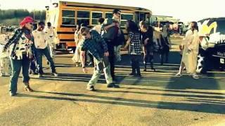 Hilltop Drama Class Flash Mob