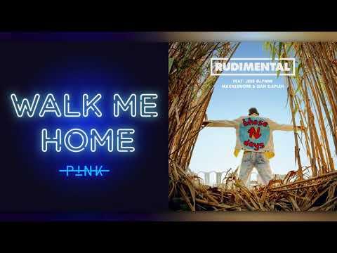 Walk Me Home These Days - P!nk x Rudimental [MASHUP] (ft. Jess Glynne, Macklemore, Dan Caplen)