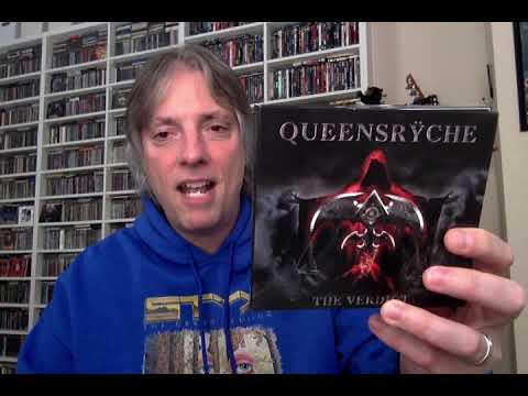 Review- Queensryche 'The Verdict'