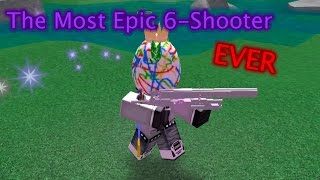 Roblox Fighters - The Most Epic 6-Shooter Ever