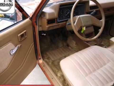 1984 Nissan Pickup Maplewood Mn Youtube
