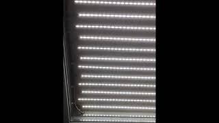 Светопрозрачные натяжные потолки в Звенигороде