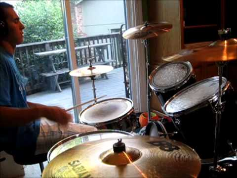 Not Meant To Be by Theory of a Deadman (Drum Cover)