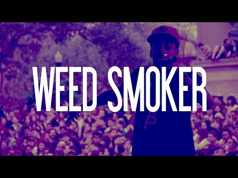 """Weed Smoker"" - Dope Bass Trap ✘ Rap Instrumental Type Beat 2018"