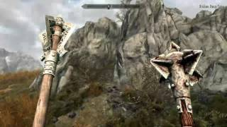 PS4 Elder Scrolls V - Skyrim VioLens A Kill Move Mod Gameplay