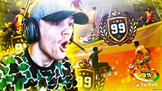 SUBSCRIBERS REACT TO PLAYING WITH A 99 OVERALL DRIBBLE G0D 😂 HILARIOUS 99 OVERALL REACTIONS!