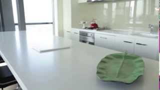 Introduction To Satinera™ - Revolutionary Material For Kitchen Benchtops