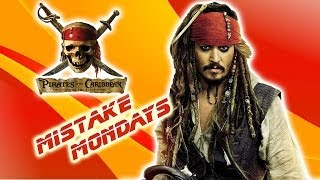 Pirates of the Caribbean The Curse of the Black Pearl (2003) Movie Mistakes