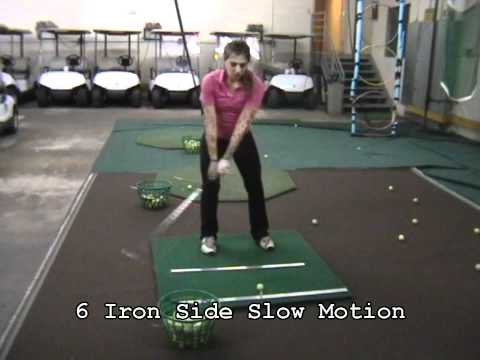 Rachel Reiling's Golf Swing