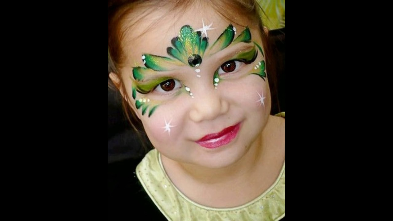 pretty halloween face painting ideas for kids best scary halloween makeup ideas
