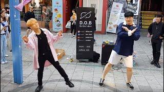 20190604 홍대 오늘도 댄스팀 디오비(D.O.B) 버스킹 귀염버젼ㅎㅎ(01/05) - 트와이스_티티/TWICE_TT