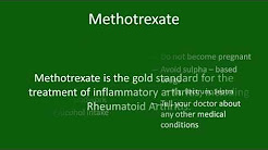 Methotrexate for Rheumatoid Arthritis