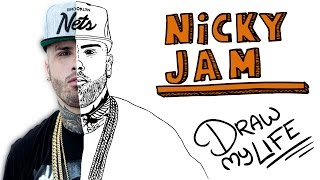 NICKY JAM | Draw My Life