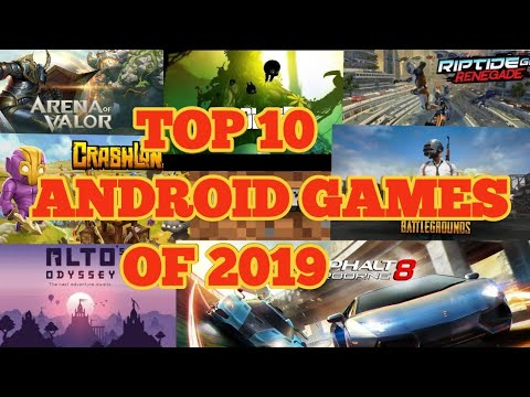 TOP 10 ANDROID GAMES OF 2019 | BEST OF GAMING RANKING