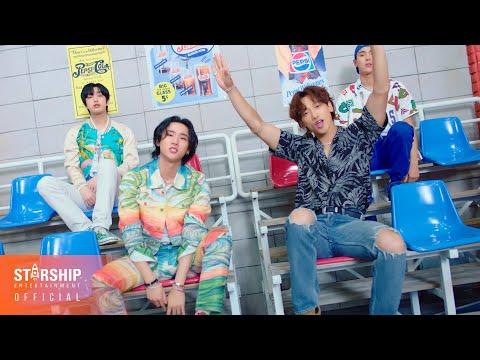 [MV] RAIN(비) X MONSTA X(몬스타엑스) X Brave Girls(브레이브걸스) X ATEEZ(에이티즈) - Summer Taste