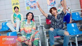 Download [MV] RAIN(비) X MONSTA X(몬스타엑스) X Brave Girls(브레이브걸스) X ATEEZ(에이티즈) - Summer Taste