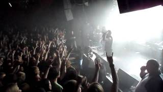 Soilwork - [LIVE @ Markthalle Hamburg] Late For The Kill, Early For The Slaughter