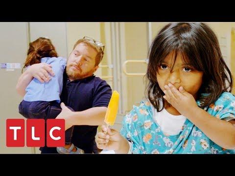 Zoey  lastima su pie en un accidente | El mundo de Bill y Jen | TLC Latinoamérica