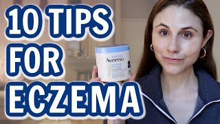 10 tips to HEAL YOUR ECZEMA| Dr Dray