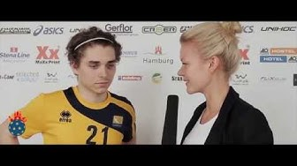 U19 WFC 2013: Interview with Jesper Kivipaasi (Sweden)