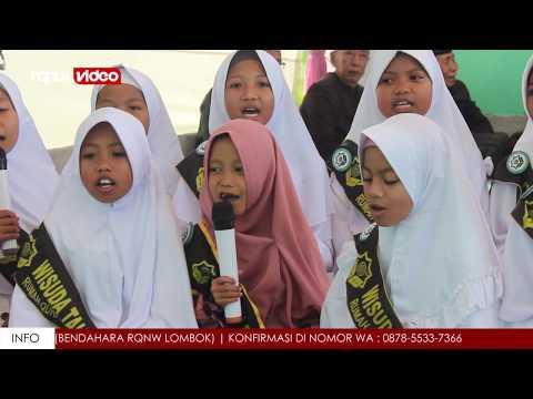 Aku Ingin Jadi Hafizh Quran - SANTRI RQNW Lombok
