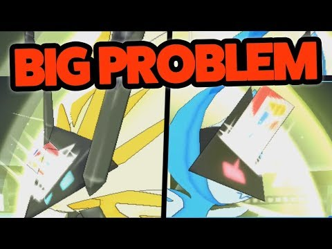 The BIG PROBLEM with Pokémon Ultra Sun and Moon