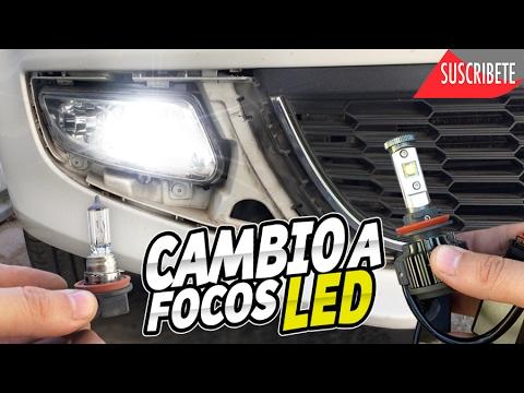 Como instalar un kit de focos led youtube - Como instalar lamparas led ...