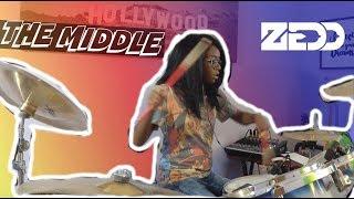 Zedd, Maren Morris, Grey | The Middle (Drum Cover)
