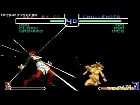 "2do Torneo KOF2002 Plus Fightcade charly jovan (Mx) vs (Mx) Dik ""Ronda 1"""