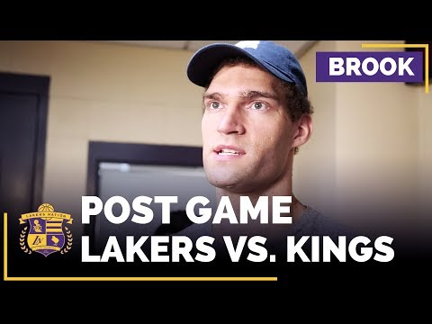 Brook Lopez Says The Lakers Are 'Back To Having Fun' And Playing Defense
