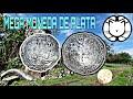 Mega MONEDA de PLATA 8 REALES Colonial !!!
