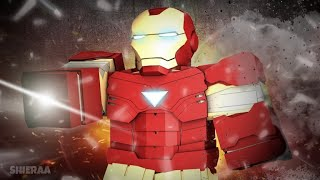 Iron man Simulator-Roblox-Gaming with Andy