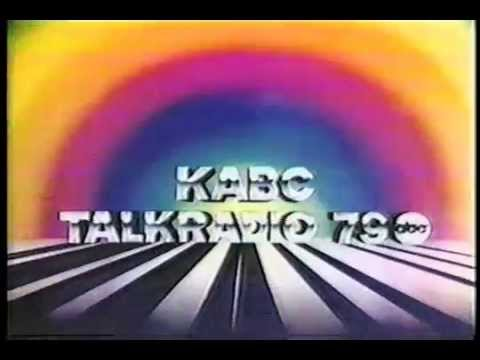 KABC 790 RADIO AD from 1978