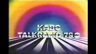 KABC 790 RADIO AD from 1978 - rare