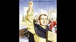 La vie de saint Vincent Ferrier, l'ange de Dieu qui annonce la fin du monde (1350-1419)