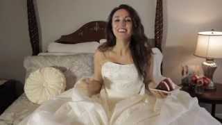 Behind-the-Scenes Cake in Bed Video Outtakes