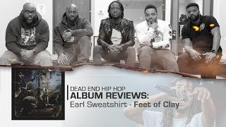 Earl Sweatshirt - Feet of Clay EP Review DEHH