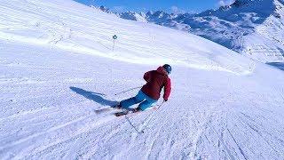 Skigebiet - SKIGEBIETSTEST: das SPORTLICHSTE Skigebiet? | SILVRETTA MONTAFON im Test
