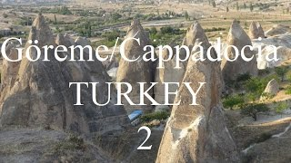 Turkey/Göreme/Cappadocia(AMAZING/UNESCO Part 2 HD