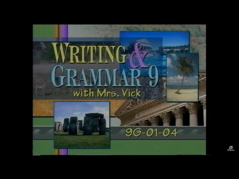 Grade 9 Writing & Grammar