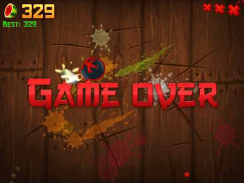 Fruit Ninja | Level 9 | Game Play Review