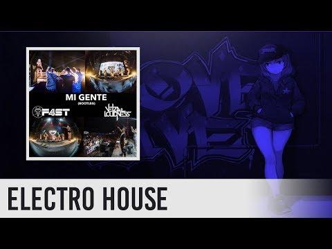 J Balvin & Willy William - Mi Gente (F4ST & Velza & Loudness Remix)