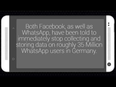 Germany Bans Facebook From Collecting WhatsApp Data | CR Risk Advisory