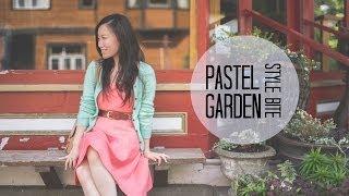 Style Bite | Pastel Garden Thumbnail